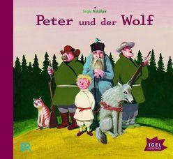Peter und der Wolf von Prokofjew,  Sergej