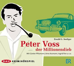 Peter Voss der Millionendieb von Assmann,  Arno, Pan,  Ingrid, Pfitzmann,  Günter, Seeliger,  Ewald G, Stamm,  Heinz G
