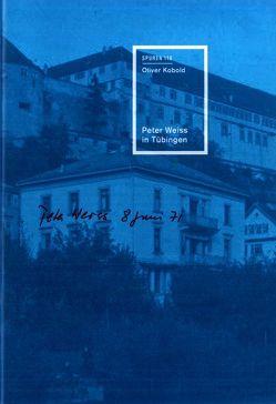 Peter Weiss in Tübingen von Kobold,  Oliver