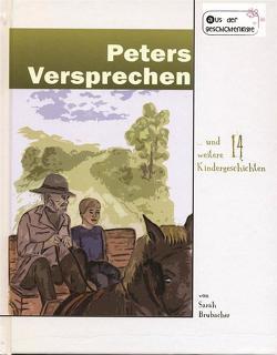 Peters Versprechen von Brubacher,  Sarah, Fast,  Naemi, Warkentin,  Susanne