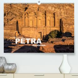 Petra – Jordanien (Premium, hochwertiger DIN A2 Wandkalender 2020, Kunstdruck in Hochglanz) von Schickert,  Peter
