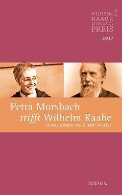 Petra Morsbach trifft Wilhelm Raabe von Winkels,  Hubert