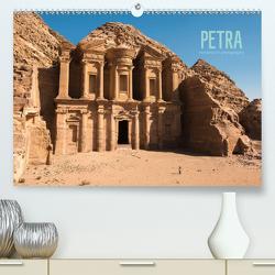 Petra (Premium, hochwertiger DIN A2 Wandkalender 2020, Kunstdruck in Hochglanz) von Burri,  Roman