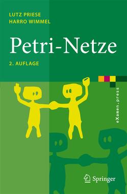 Petri-Netze von Priese,  Lutz, Wimmel,  Harro