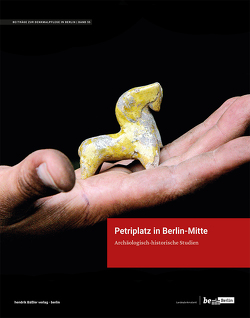 Petriplatz in Berlin-Mitte von Melisch,  Claudia Maria