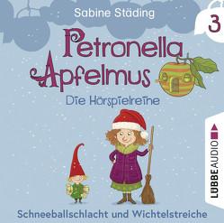 Petronella Apfelmus – Die Hörspielreihe von Büchner,  Sabine, Diverse, Spier,  Nana, Städing,  Sabine