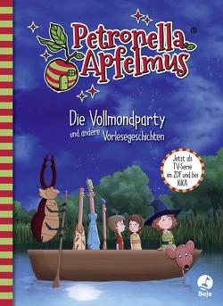 Petronella Apfelmus – Die TV-Serie (3) von Steinbrede,  Diana