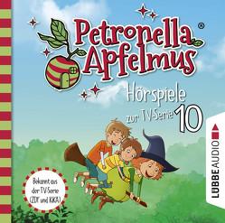 Petronella Apfelmus – Hörspiele zur TV-Serie 10 von Apfelmus,  Petronella, Bonalana,  Ranja, Diverse