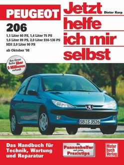 Peugeot 206 von Korp,  Dieter