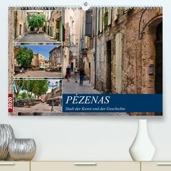 Pézenas – Stadt der Kunst und der Geschichte (Premium, hochwertiger DIN A2 Wandkalender 2020, Kunstdruck in Hochglanz) von Bartruff,  Thomas