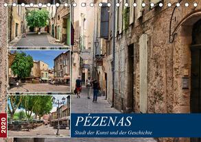 Pézenas – Stadt der Kunst und der Geschichte (Tischkalender 2020 DIN A5 quer) von Bartruff,  Thomas