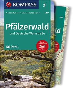 Pfälzerwald und Deutsche Weinstraße von Theil,  Walter