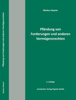 Pfändung von Forderungen und anderen Vermögensrechten von Köppl,  Carsten