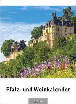Pfalz- und Weinkalender 2019