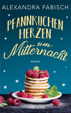 Pfannkuchenherzen um Mitternacht von Fabisch,  Alexandra