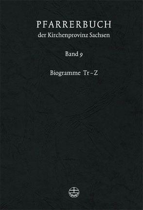 Pfarrerbuch der Kirchenprovinz Sachsen