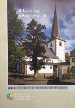 Pfarrkirche St. Laurentius in Bonn-Lessenich von Mainzer,  Udo, Wiemer,  Karl P