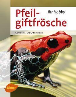 Pfeilgiftfrösche von Keller,  Gerti, Schneider,  Eva-Grit