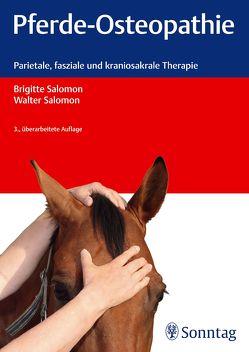 Pferde-Osteopathie von Salomon,  Brigitte, Salomon,  Walter