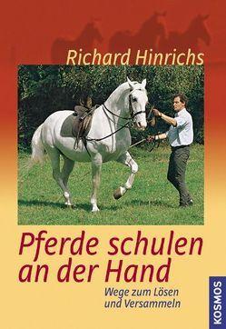 Pferde schulen an der Hand von Hinrichs,  Richard