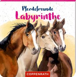 Pferdefreunde: Labyrinthe von Roß,  Philipp