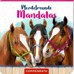 Pferdefreunde: Mandalas von Roß,  Philipp