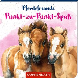 Pferdefreunde: Punkt-zu-Punkt-Spaß von Roß,  Philipp