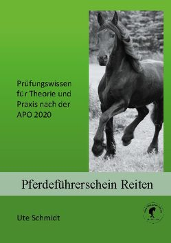 Pferdeführerschein Reiten von Schmidt,  Ute