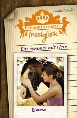 Pferdeinternat Inselglück 4 – Ein Sommer mit Herz von Norden,  Emma