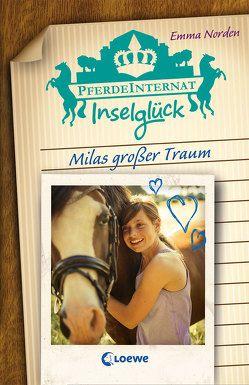 Pferdeinternat Inselglück – Milas großer Traum von Norden,  Emma