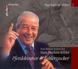 Pferdekenner & Fehlergucker, Hans-Joachim Köhler von Isenbart,  Hans-Heinrich, Köhler,  Hans J