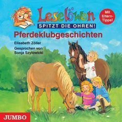Pferdeklubgeschichten von Szylowicki,  Sonja, Zöller,  Elisabeth