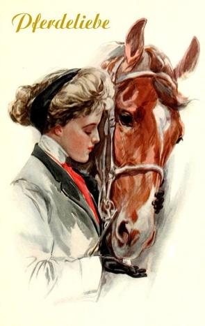 Pferdeliebe (Notizbuch) von Rettburg,  Alexander