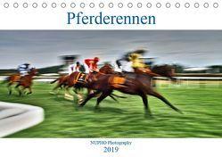 Pferderennen (Tischkalender 2019 DIN A5 quer) von Nihat Uysal,  NUPHO