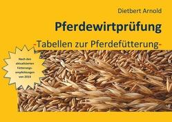 Pferdewirtprüfung [Bd.8] von Arnold,  Dietbert