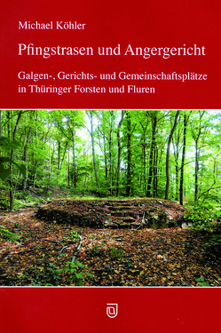 Pfingstrasen und Angergericht von Köhler,  Michael