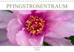 Pfingstrosentraum (Wandkalender 2020 DIN A4 quer) von Kügler,  Antje