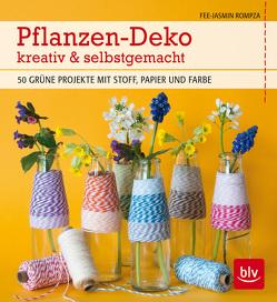 Pflanzen-Deko kreativ & selbstgemacht von Rompza,  Fee-Jasmin