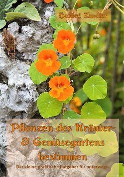 Pflanzen des Kräuter- & Gemüsegartens bestimmen von Zindler,  Haideé