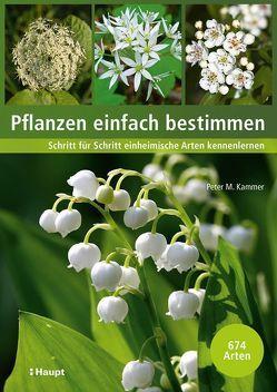Pflanzen einfach bestimmen von Eggenberg,  Stefan, Kammer,  Peter M.