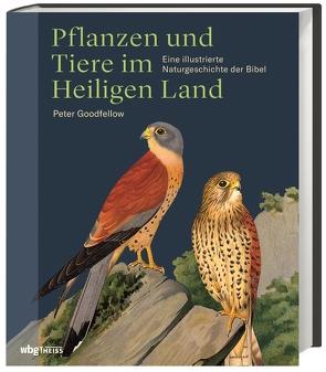 Pflanzen und Tiere im Heiligen Land von Goodfellow,  Peter