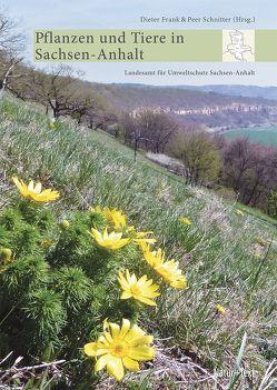 Pflanzen und Tiere in Sachsen-Anhalt von Frank,  Dieter, Landesamt für Umweltschutz Sachsen-Anhalt, Schnitter,  Peer