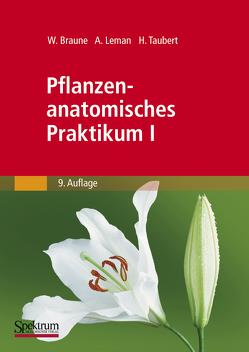 Pflanzenanatomisches Praktikum I von Braune,  Wolfram, Leman,  Alfred, Taubert,  Hans