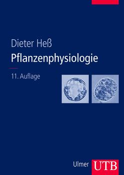 Pflanzenphysiologie von Hess,  Dieter