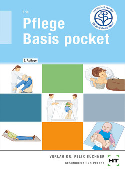 Pflege Basis pocket von Frie,  Georg