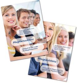Pflegeassistenz & Pflegefachassistenz (Paket) von Aiglesberger,  Michael, Fenzl,  Ruth M., Hollinger,  Isabel, Paminger,  Martina, Reiter,  Monika