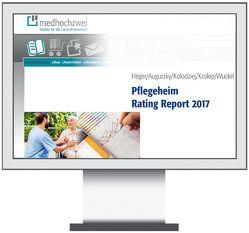 Pflegeheim Rating Report – Online von Augurzky,  Boris, Heger,  Dörte, Kolodziej,  Ingo, Krolop,  Sebastian, Wuckel,  Sebastian