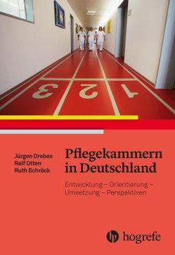 Pflegekammern in Deutschland von Drebes,  Jürgen, Otten,  Ralf, Schröck,  Ruth
