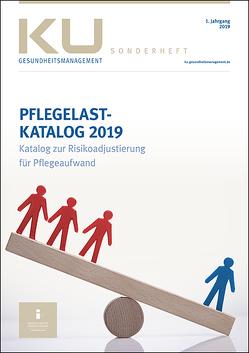 Pflegelast-Katalog 2019 von InEK Institut für das Entgeltsystem im Krankenhaus GmbH