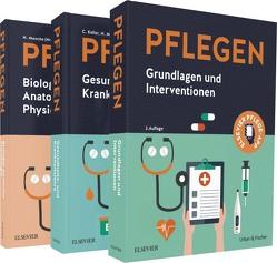 PFLEGEN Lernpaket von Keller,  Christine, Menche,  Nicole